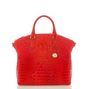 Brahmin Candy Apple Duxbury